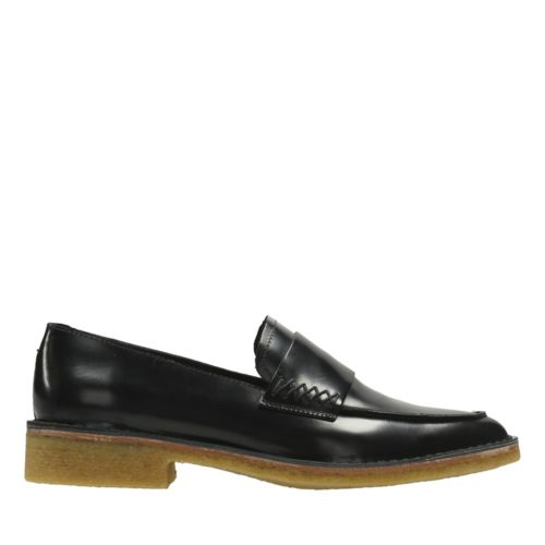 Friya Loafer Black Leather sale-womens-flats
