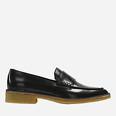 Friya Loafer Black Leather originals-womens