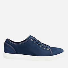 Lander Cap Blue Combi mens-casual-shoes
