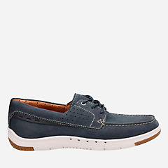 Unmaslow Edge Navy Nubuck mens-unstructured