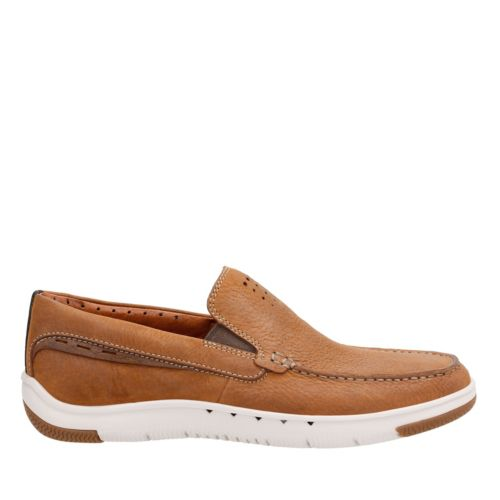 Unmaslow Easy Tan Tumbled Nubuck mens-unstructured