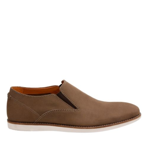 Franson Stride Brown Nubuck