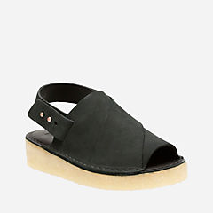 Armilia Wrap Black Nubuck originals-womens-sandals