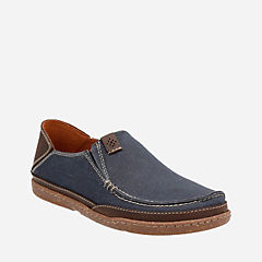 Trapell Form Navy Canvas mens-casual-shoes