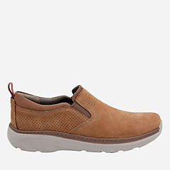 Charton Free Tan Nubuck mens-ortholite