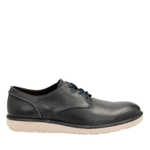 Fayeman Lace Navy Leather mens-oxfords-lace-ups