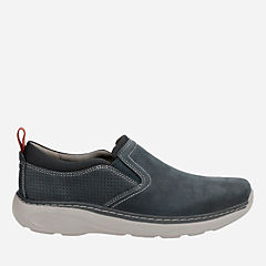 Charton Free Navy Nubuck mens-shoes