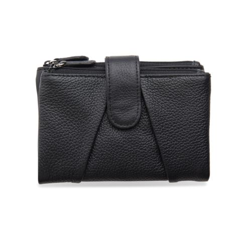 Briella Emillia Black womens-wallets