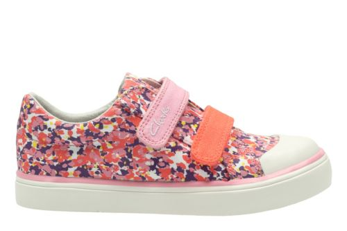 Brill Ice Toddler Pink Canvas girls-sneakers