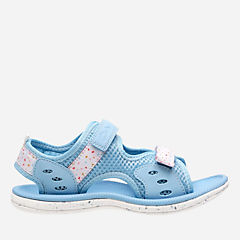 Star Games Toddler Pale Blue Syn girls-junior