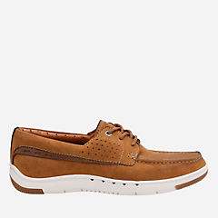 Unmaslow Edge Tan Nubuck mens-unstructured