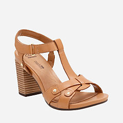 Banoy Valtina Tan Leather womens-collection