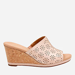 Helio Corridor Nude Leather womens-collection