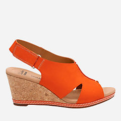 Helio Float4 Orange Nubuck womens-collection