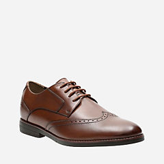 Yorkton Wing Tan Leather mens-dress-shoes