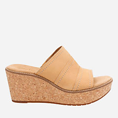 Aisley Lily Light Tan Nubuck womens-sandals-wedge