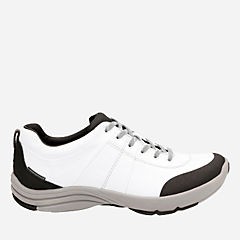 Wave Andes White Leather womens-active