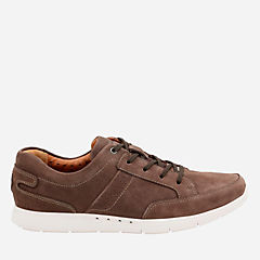 Unlomac Lace Brown Nubuck mens-unstructured