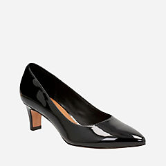 Crewso Wick Black Patent Synthetic womens-collection