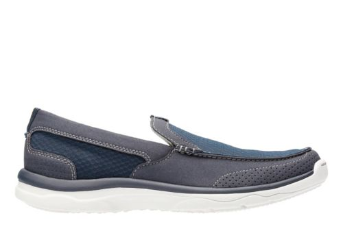 Marus Step Navy mens-boat-shoes