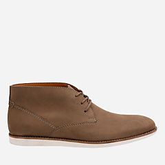 Franson Top Brown Nubuck mens-ortholite