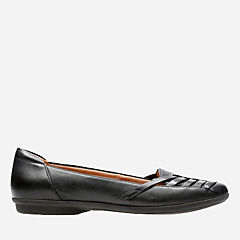 Gracelin Gemma Black Leather womens-collection
