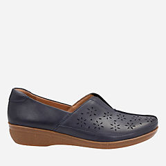 Everlay Dairyn Navy Leather womens-view-all