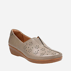 Everlay Dairyn Sage Leather womens-comfort-shoes