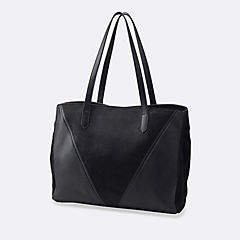 Mckinly Clover Black Sde womens-handbags