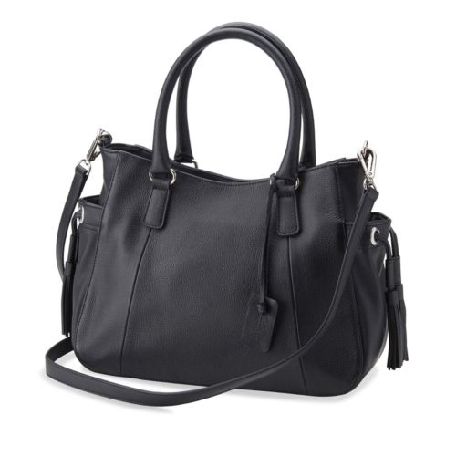 Deonna Bow Black womens-accessories-crossbody