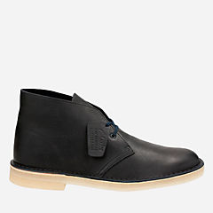 Desert Boot Navy Tumbled Leather originals-mens-boots