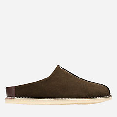 Apollo Jorney Brown Suede mens-accessories