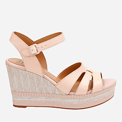 Zia Noble Nude Leather womens-collection