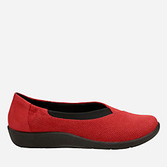 Sillian Jetay Red Perf womens-cloudsteppers-view-all