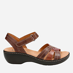 Delana Varro Brown Multi Leather womens-collection