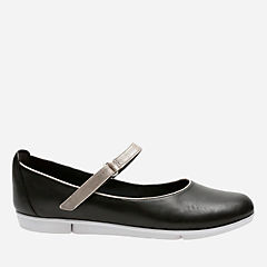 Tri Axis Black Leather womens-artisan