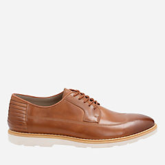 Gambeson Style Tan Leather mens-oxfords-lace-ups