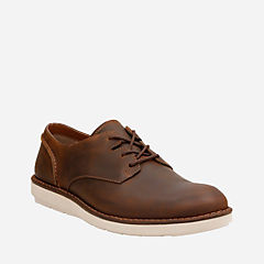 Fayeman Lace Beeswax mens-oxfords-lace-ups