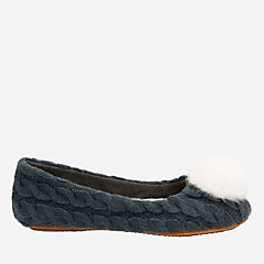 Allys Veranisa Grey womens-slippers