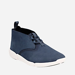 Triflow Mid Blue Nubuck mens-ortholite