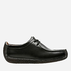 Natalie. Black Smooth Leather originals-womens