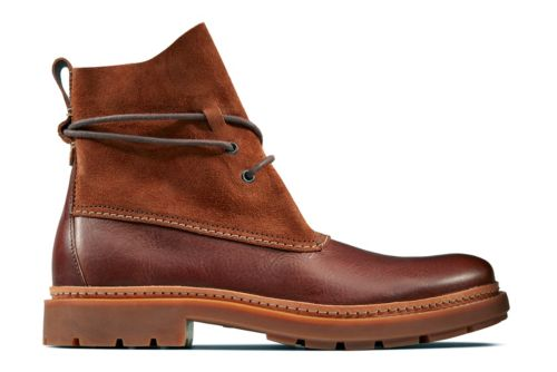 Trace Dusk Mahogany Leather mens-casual-boots
