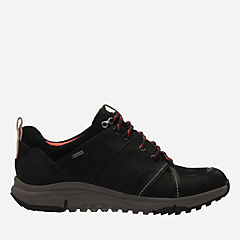 Tri Trek Gtx Black Nubuck womens-active