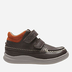 Cloud Tuktu Toddler Brown Leather boys-boots