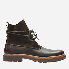 Trace Dusk Brown Leather mens-casual-boots