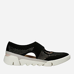 Tri Blossom Black Combi Knit womens-active