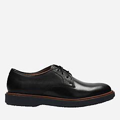 Modur Walk Black Leather mens-oxfords-lace-ups