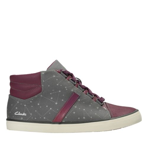 Comic Pop Jnr Grey Canvas kids-view-all