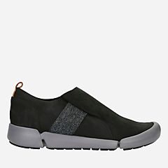 Tri Lily Black Nubuck womens-active