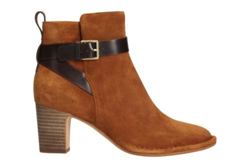 Spiced River Tan Suede sale-new-markdowns
